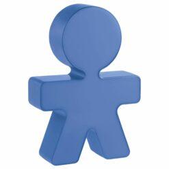 Alessi Girotondo tafellamp blauw