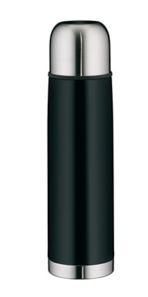 Alfi Thermosfles IsoTherm Eco Zwart 750 ml