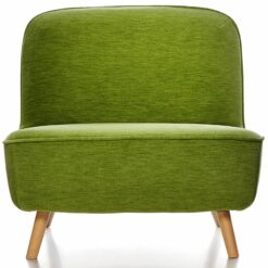 Moooi Cocktail fauteuil Velour mosgroen