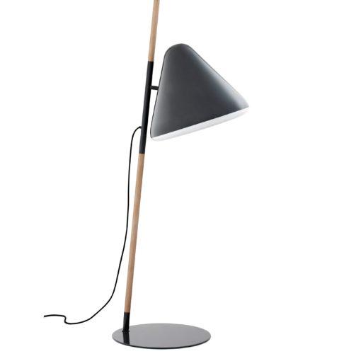 Normann Copenhagen Hello vloerlamp grijs