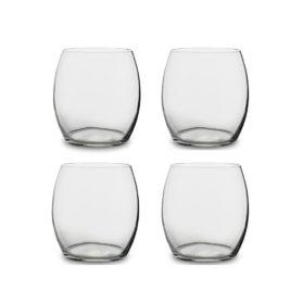 Bitz waterglas 53 cl 4 st. Helder glas