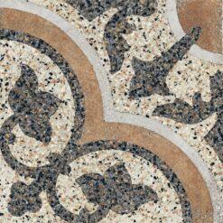 Paul en Co Terrazzo tegel 25 x 25 cm Casale Siena cotto (12 stuks)
