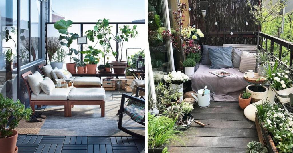 Je balkon inrichten: hoe doe je dat? wij geven tips & fotos!