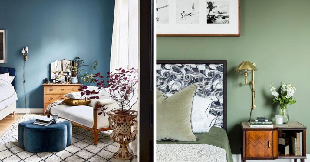 Rustige Kleuren Voor Slaapkamer.Slaapkamer Kleuren Inspiratie En Voorbeelden Om Beter Te Slapen