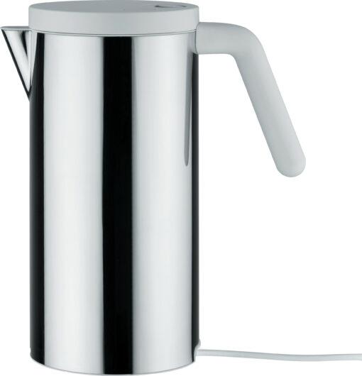 Alessi Waterkoker Hot.It RVS/Wit - 1.4 Liter