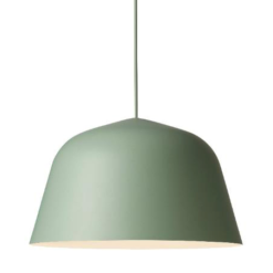 Ambit hanglamp Ø 40 cm. dusty green (groen)