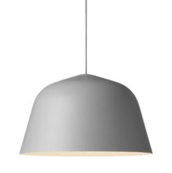 Ambit hanglamp Ø 40 cm. grijs