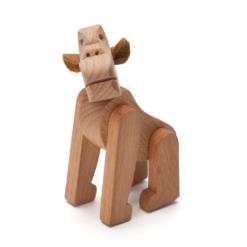 Ørskov houten speelgoed klein gorilla