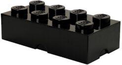 LEGO® Opbergbox Zwart 50 x 25 x 18 cm