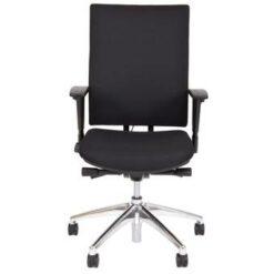24Designs Bureaustoel Business Calgary Comfort - Stof Oasis Zwart -