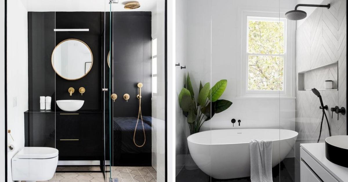 Verwonderend Met deze 12 tips lijkt je kleine badkamer groter! KK-23
