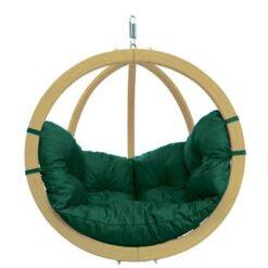 Amazonas Globo Chair Hangstoel - 1 Persoons - Hout - Weerbestendige