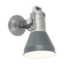 Anne Lighting Brusk Wandlamp Grijs