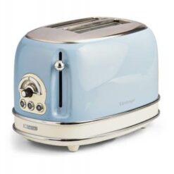 Ariete Broodrooster Vintage 2 Sneden  Blauw