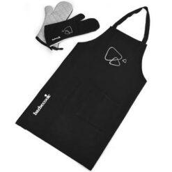 Barbecook Schort met Handschoenen