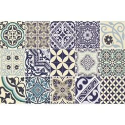 Beija Flor Placemats 6 Pack - E8