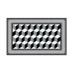 Beija Flor Tile Flooring Bauhaus Vloerkleed 70 x 120 cm