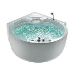 Beliani Milano Whirlpool Wit