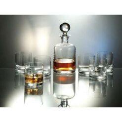 Bohemia Boha whisky set 7 delig