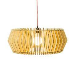 Bomerango Caeser lampenkap - Extra large Ø 68 cm