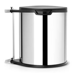 Brabantia Built-In Bin Afvalemmer 15 Liter Glans