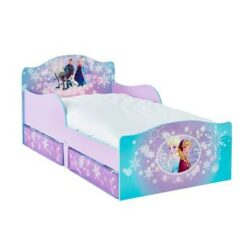 Disney Frozen StoryTime Kinderbed met Lades