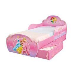 Disney Prinses Kinderbed met Lades