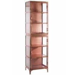 Duverger Industry copper - Vitrinekast - metaal - koperkleurig - 2