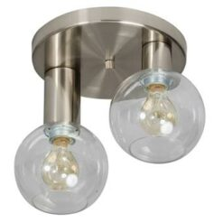 ETH Plafondlamp Calvello 2 lichts