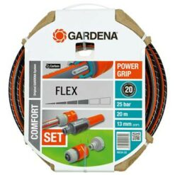 Gardena Comfort Flex Tuinslang met armaturen 20 m