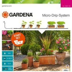 Gardena MicroDrip Bloembakken Startset M