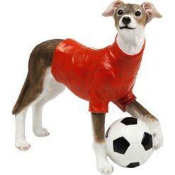 Kare Design Kare Spaarpot Soccer Dog