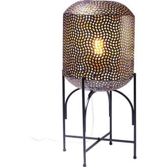 Kare Design - Vloerlamp Oasis - H69 Cm - Zwart