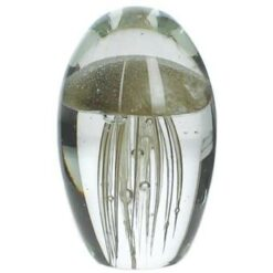 Kersten Jellyfish Ornament beige 16x9