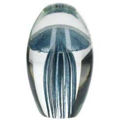 Kersten Jellyfish Ornament blauw 16x9
