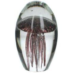Kersten Jellyfish Ornament paars 16x9