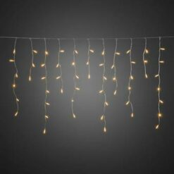 Konstsmide Pizello Icicle Lichtgordijn 3 m/96 Lampjes
