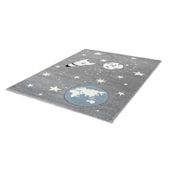 Lalee Amigo Kindervloerkleed Space 120 x 170 cm
