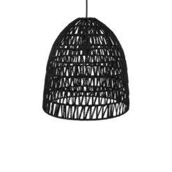 Leitmotiv Paper Rope Cone Hanglamp