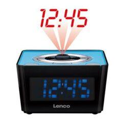 Lenco CR-16 Wekkerradio met Projectiefunctie 6