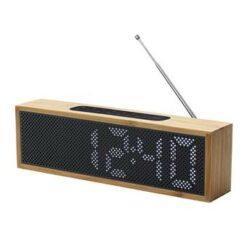 Lexon Titanium Wekkerradio 7