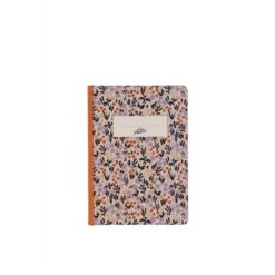 Notebook A5 bloemen