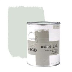Stapelgoed - Matte Lak - Early dew - Groen - 1L