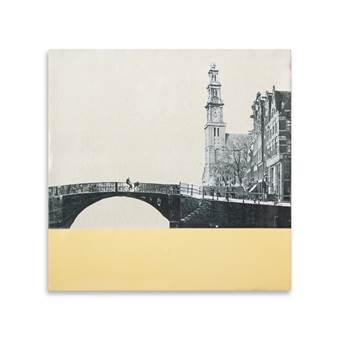 StoryTiles Amsterdam Wandtegel 13 x 13 cm