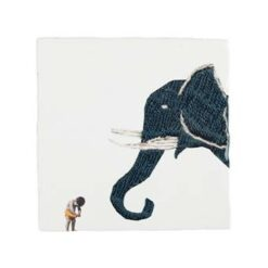 StoryTiles As Big As You Wandtegel 13 x 13 cm