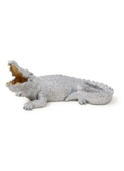 &Klevering Crocodile spaarpot