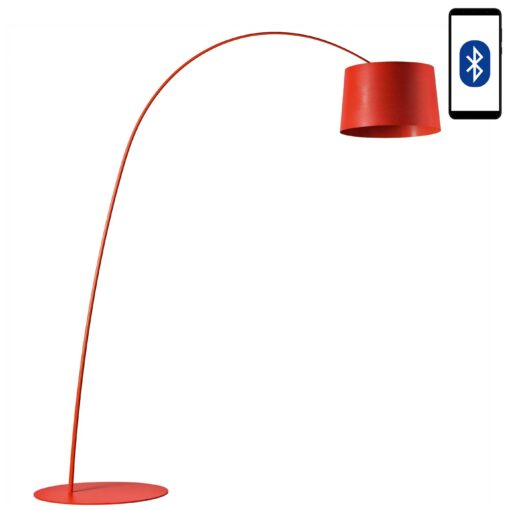 Foscarini Twiggy MyLight vloerlamp LED dimbaar Bluetooth