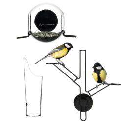 Born in Sweden Birdfeeder vogelhuisje set