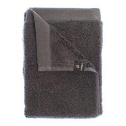 Maxime biologische handdoek slate 50x70 cm