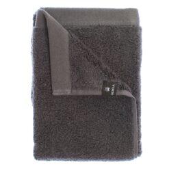 Maxime biologische handdoek slate 70x140 cm